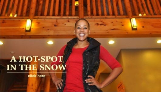 A Hot-Spot In the Snow – Railey Mountain Lake Resort
