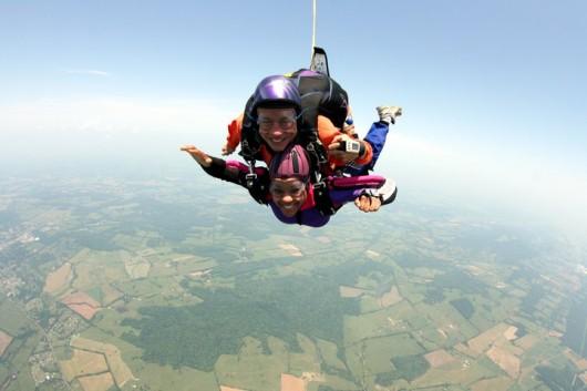 skydive pic
